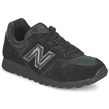 stijlvolle New Balance m373 heren sneakers (Zwart)