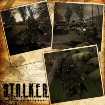 Second Life Marketplace - S.T.A.L.K.E.R Shadow Of Chernobyl High Quality Complete Avatar !!! SALE OFF !!! BARGAIN | Vibe like this, but show the face?