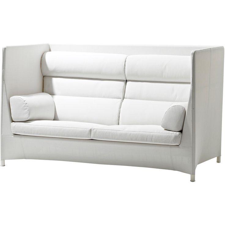 Lounge Sofa Diamond Highback von Cane-line | dieter horn