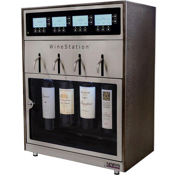 Kitchen Wine Station