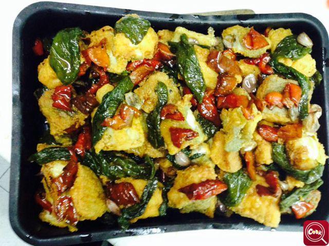 """""""Baccalà della vendemmia"""", scopri la #ricetta su www.cooktogether.it e scarica l' #app http://goo.gl/jeBeZO #BuonAPPetito"""