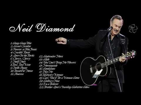 [NEIL DIAMOND] Greatest Hits || Best Of Neil Diamond [FULL] - YouTube