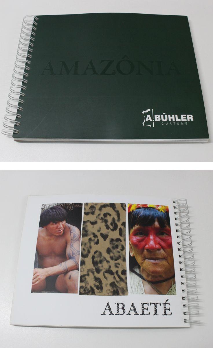 Impressos criado pela Agência Conceito.
