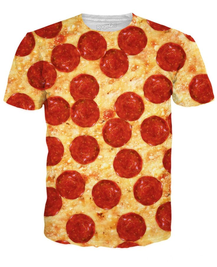 Pizza T-Shirt *Ready the Ship*