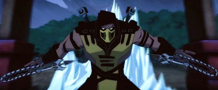 Mortal kombat legends scorpions revenge is the goriest