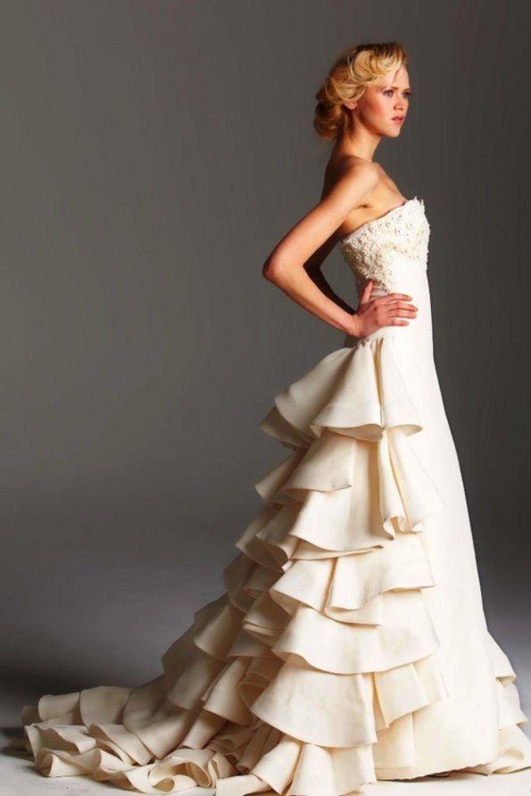 magnifique robe de mariée
