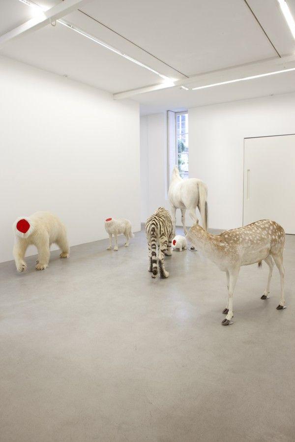 huang yong ping | bugarach (kamel mennour, paris)