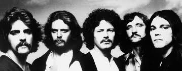 7 number-one singles, 6 Grammy, five American Music Awards,& six number one lps, the Eagles were one of the most successful musical acts of the 1970s two of their albums, Their Greatest Hits (1971–1975) and Hotel California, ranked among the 20 best-selling albums in the U.S. according to the Recording Industry Association of America. Hotel California is ranked 37th in Rolling Stone's 500 Greatest Albums of All Time, band was ranked No.75 on the magazine's 2004 100 Greatest Artists of All…