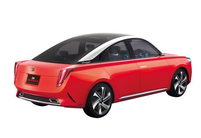 Daihatsu-conceptcars in Tokio #3