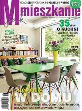 """Toto Design w """"M jak Mieszkanie""""  Wrzesień 2014,  wieszak Moika Design www.totodesign.pl"""
