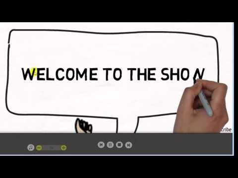 ▶ Using VideoScribe to Create Whiteboard Animation Videos - YouTube - could use this to explain ideas for my blog or when I'm sending stuff for client or for presentations or for my website.