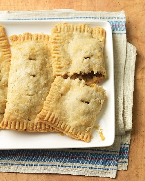 This St. Patrick's Day, tuck the makings of traditional beef-and-potato stew into flaky pastries you can bake straight from the freezer.
