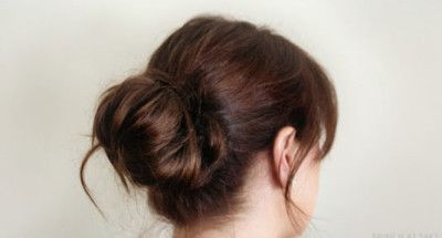 Style Inspiration | Hair Tutorial : The Sexy Loose Chignon in 6 Steps
