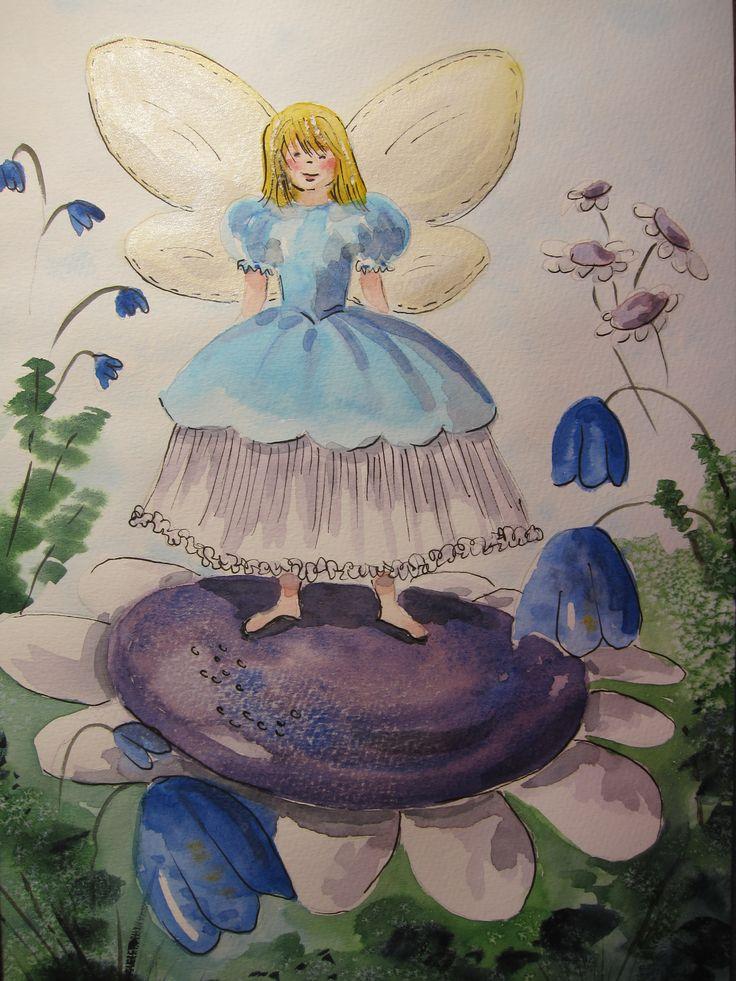 Sister Bluebell by Heidi Eljarbo