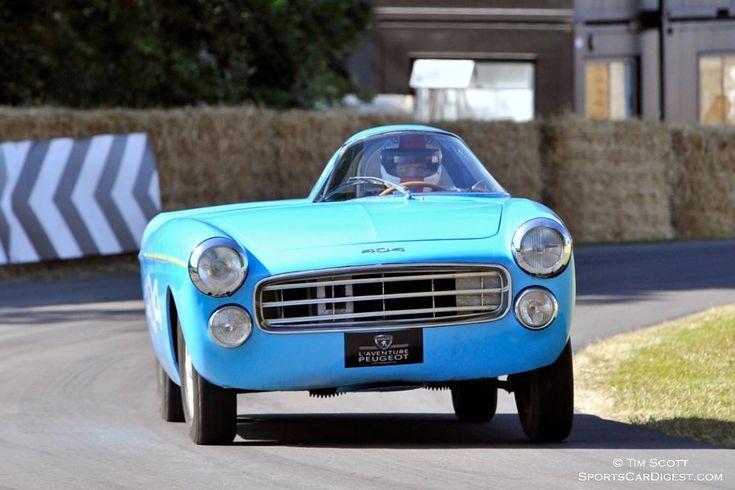 1965 Peugeot 404 Diesel