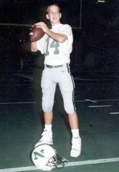 Peyton Manning in High school - The Colts Influence