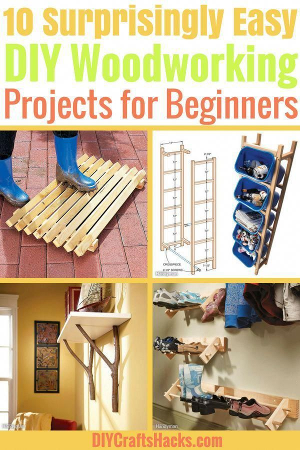 DIY Woodworking Ideas 10 Surprisingly Easy DIY Woodworking Projects for Beginners, life hacks every girl should know tips and tricks, organizing ideas for the home, diy projects and crafts ideas, easy amazing fun diy woodworking projects ideas joinery bench stuff crafts.