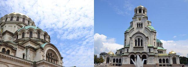 origami crane's journey - Sofia, Bulgary