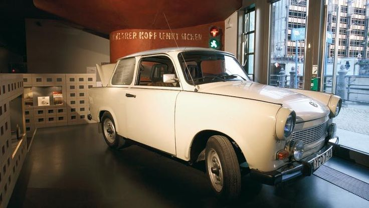 DDR Museum, Berlin:  A hands-on experience of history.  The DDR Museum is the only museum which concentrates on everyday life in the GDR.   Entry 6 Euro.  10-8pm