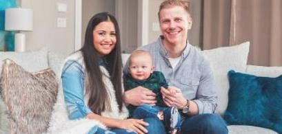 """Bachelor"" Season 17 star Sean Lowe announced Catherine Giudici is pregnant with their second child."