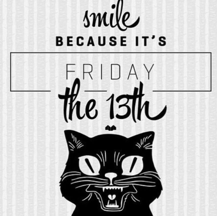 Friday The 13th Quotes And Sayings With Pictures Annportal