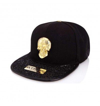 ROSARIO  casquette visière plate, casquette snapback, casquette homme, casquette femme, casquette noire, casquette originale, casquette exclusive,casquette fashion, casquette mode, casquette chic