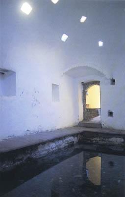 Hot Water medicinal Spring baths of Lesvos
