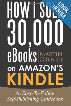 Outlines the methods that the top 5% of successful self-published authors utilize to produce their eBooks in a professional, cost-effective manner.  How I Sold 30,000 eBooks on Amazon's Kindle-An Easy-To-Follow Self-Publishing Guidebook tells the story of how he became a full-time writer, detailing the specific steps he took to find and connect with his readers. Plus, it describes how to adjust and tweak your strategy as Amazon changes their systems.