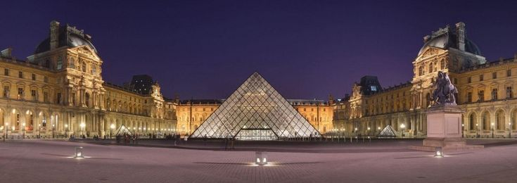 Information about visiting the Louvre Museum. Entrance fee and opening hours for Louvre Museum with a brief information about the highlights of the Paris Louvre Gallery