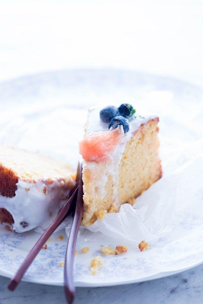 Gluten-free citrus almond cake   La Gallette