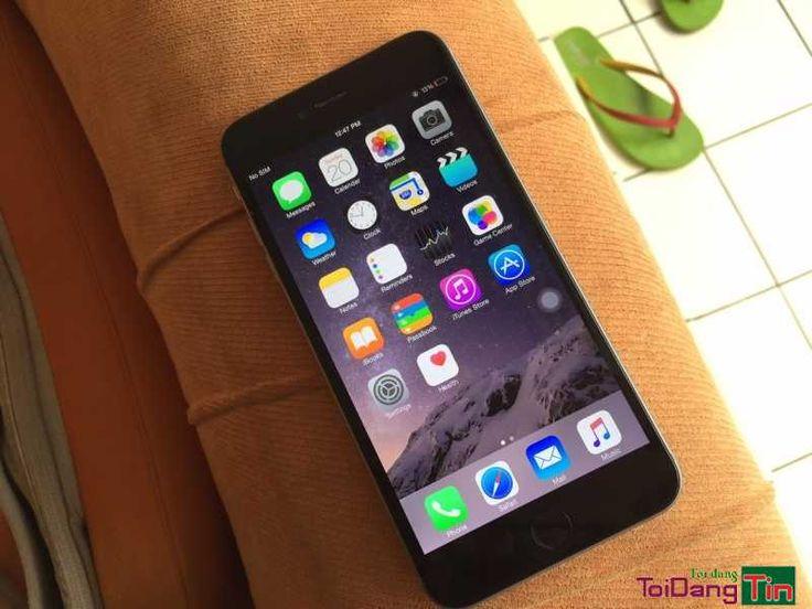 Bình Dương - Bán trả góp iPhone 6 Plus 128Gb 99% chỉ 9.590k máy ngon, giao hàng toàn quốc ✲Trả Góp Online - Duyệt Nhanh - Đơn Giản✲ --->>> http://www.tragoponline.vn/