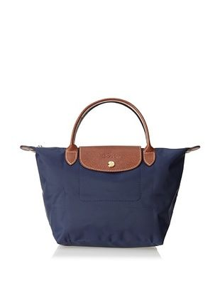 17% OFF Longchamp Women's Le Pliage Bag, Navy