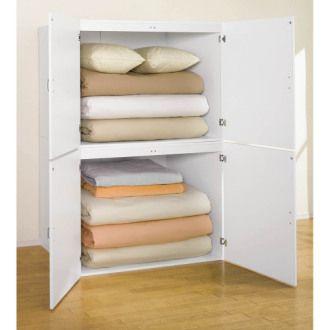 ブタさんの白い家 布団収納家具DIY<その3> 布団たんす