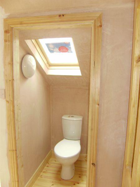 6 Elegant Bathroom Ideas For Compact Spaces: Small Attic Bathroom Attic Ideas Pinterest With Elegant