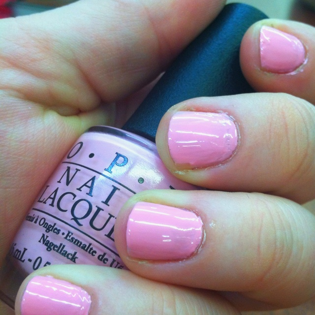 Pink Friday- OPI Nicki Manja's collection