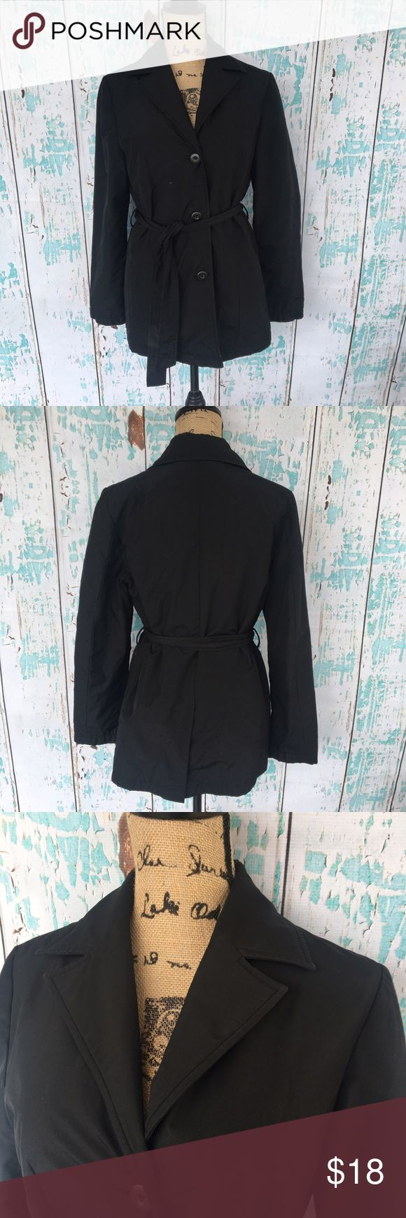 Old Navy rain jacket style short trench jacket Old Navy rain jacket style short trench jacket size medium 100% polyester. From Old Navy Outlet. Old Navy Jackets & Coats Trench Coats