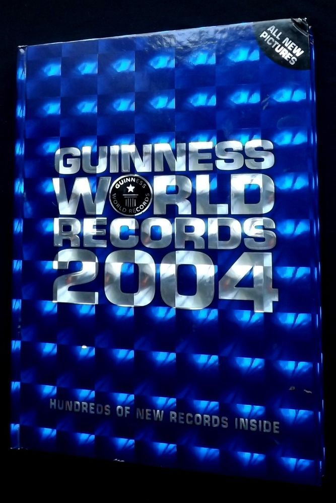 guinness book of world records 2003