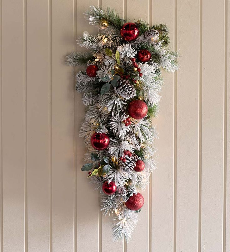 Christmas Swags Decorations: 120 Best Easy Christmas Decor Images On Pinterest