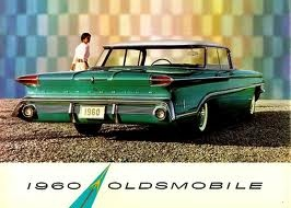 1960 Oldsmobile: Vintage Automobile, Cars 1960, First Cars, Classic Cars, Vintage Cars, 1960S Memories, Cars Ads, 1960 Oldsmobile, 1960 S