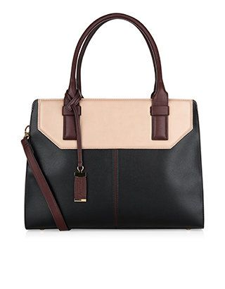 Lucy Multi Compartment Shoulder Bag
