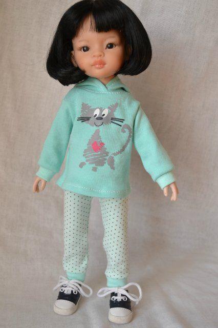 """Кукольный сундучок """"Валери"""" / Ямоггу. Каталог мастеров и авторов кукол, игрушек, кукольной одежды и аксессуаров / Бэйбики. Куклы фото. Одежда для кукол"""