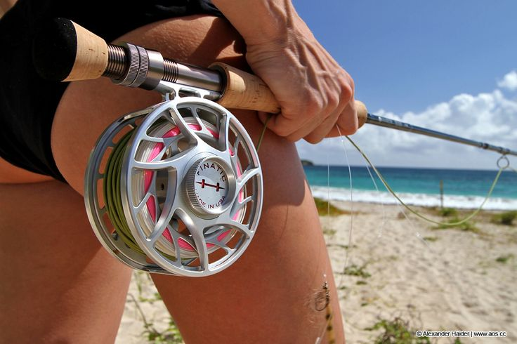 What a sexy fly reel .... we simply love it!   Tight Lines, AOS Fly Fishing Team…