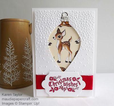 手机壳定制coach outlet store canada Stampin   Up Delicate Ornaments Home for Christmas DSP