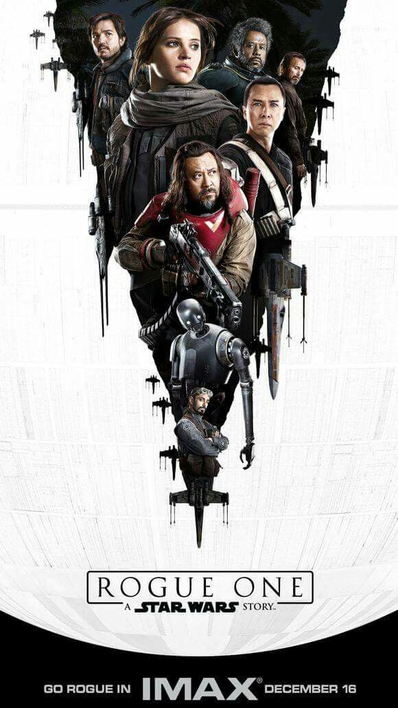 Star Wars: Rogue One, 2016