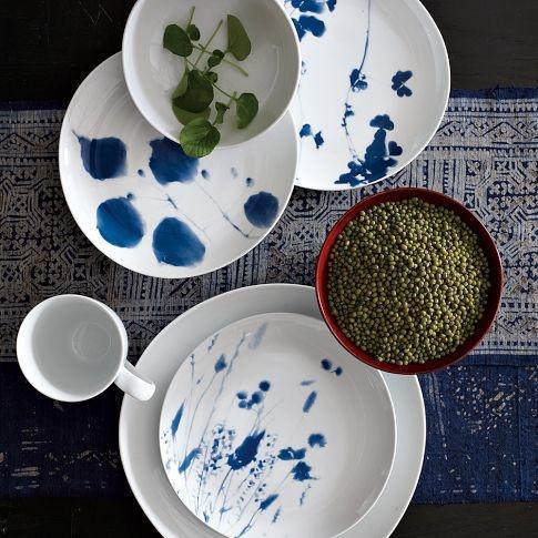 #Cyanotype #sunprint #blauwdruk #plates