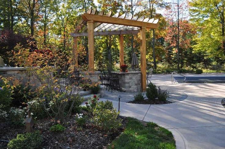 12 best Triangle yard images on Pinterest   Backyard ideas ... on Triangle Shaped Backyard Design id=71262