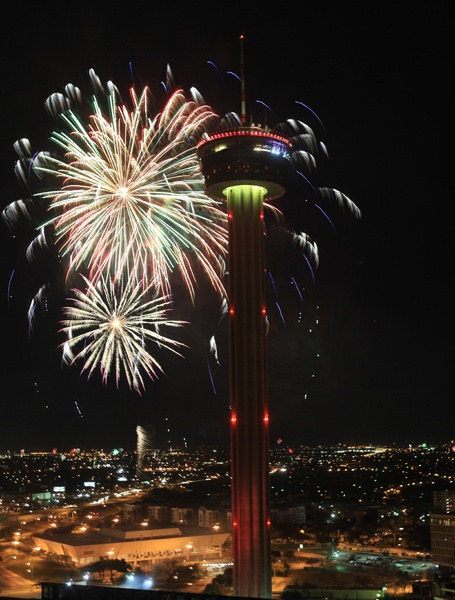 Guide to San Antonio's 2017 New Year's Eve downtown
