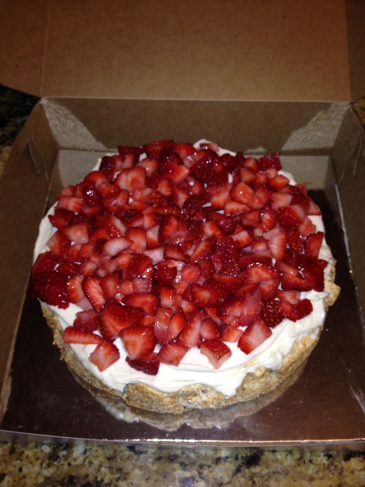 Strawberry Cake Ideas Recipes