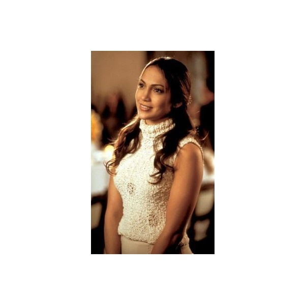 Jennifer Lopez As Mary Fiore On The Wedding Planner Movie