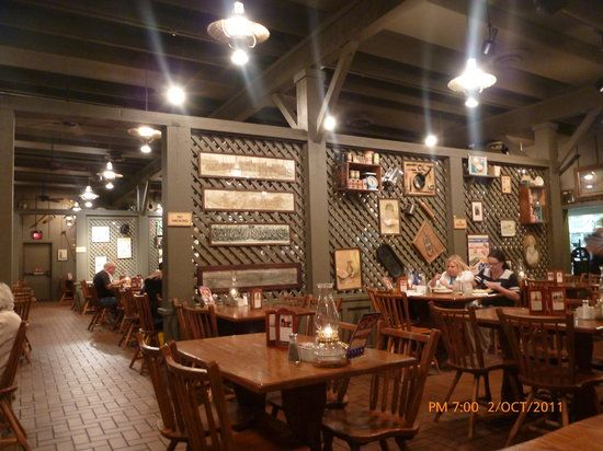 Cracker Barrel, Kingman: See 497 unbiased reviews of Cracker Barrel, rated 4 of 5 on TripAdvisor and ranked #3 of 117 restaurants in Kingman.
